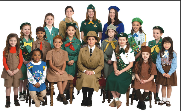 Girl Scout Introductory Programs On Staten Island