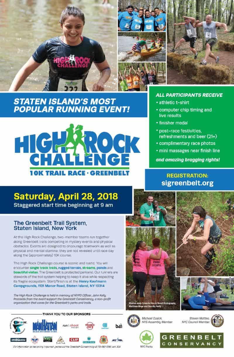 High Rock Challenge Staten Island